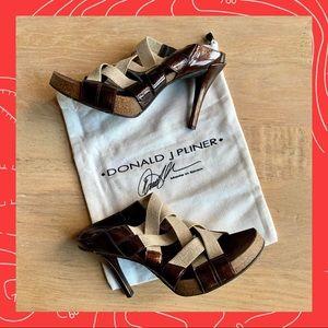 Brand new Donald Pliner Heels